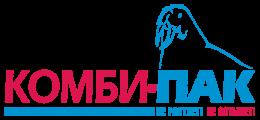 Клейкая лента (типа скотч) с логотипом заказчика / Комби-Пак
